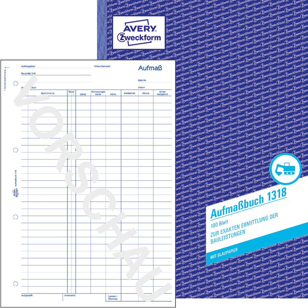 Formulare für Handwerk & Baugewerbe