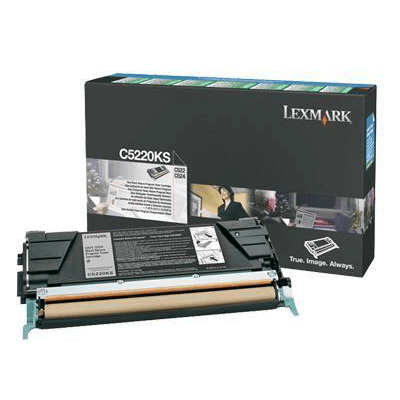 Lexmark Lasertoner C5220KS