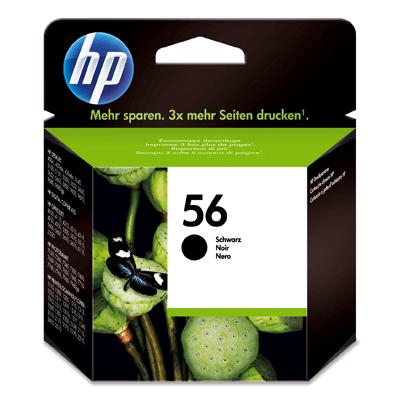 HP Tintenpatrone C6656AE Nr. 56