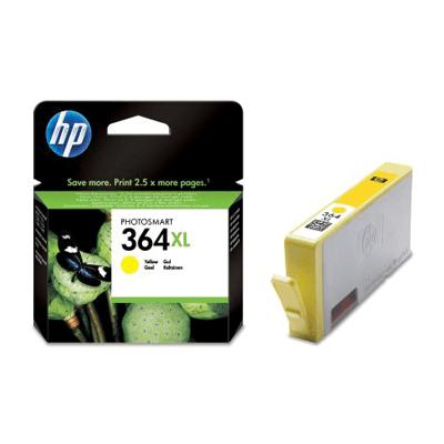 HP Tintenpatrone CB325EE Nr. 364XL