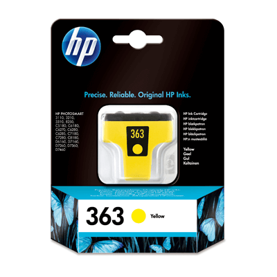 HP Tintenpatrone C8773EE Nr. 363