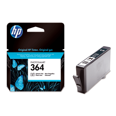 HP Tintenpatrone CB317EE Nr. 364