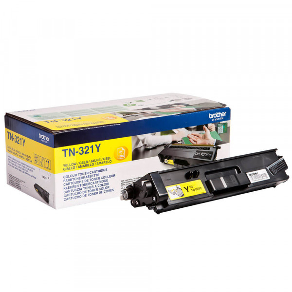 Brother Lasertoner TN-321Y