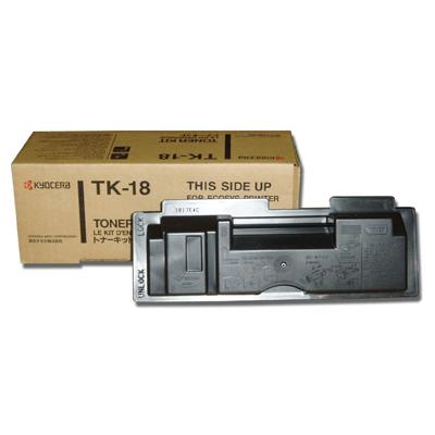 Kyocera Lasertoner TK-18