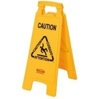 Warnschilder und Hinweissymbole