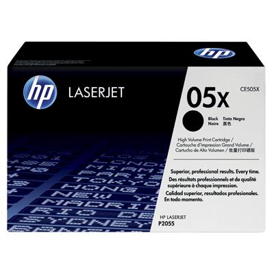 HP Lasertoner CE505X Nr. 05X