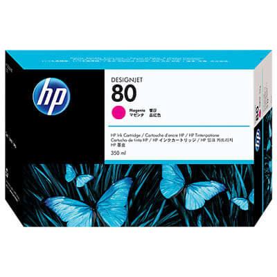HP Tintenpatrone C4847A Nr. 80