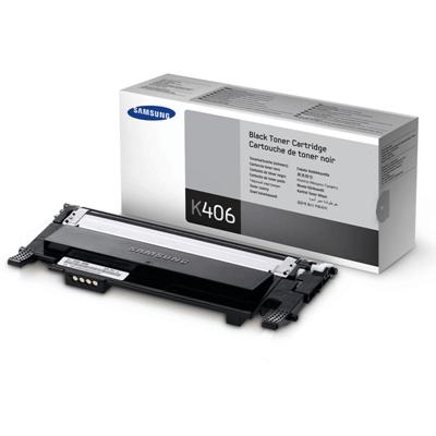 Samsung Lasertoner CLT-K406S