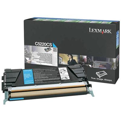 Lexmark Lasertoner C5220CS