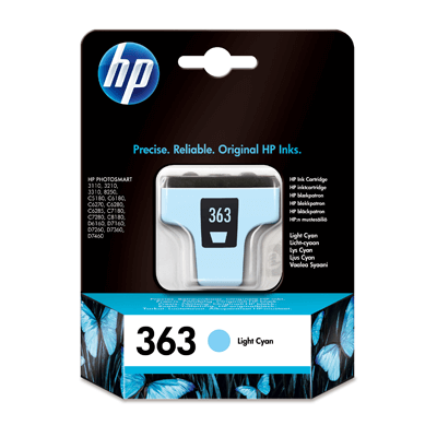 HP Tintenpatrone C8774EE Nr. 363
