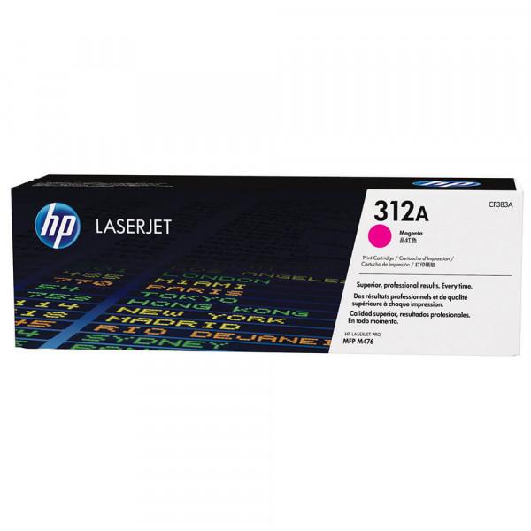HP Lasertoner CF383A Nr. 312A