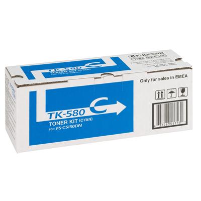 Kyocera Lasertoner TK-580C