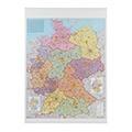 Landkarten, Markiernadeln & Markierfahnen