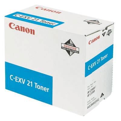 Canon Lasertoner CEXV 21C