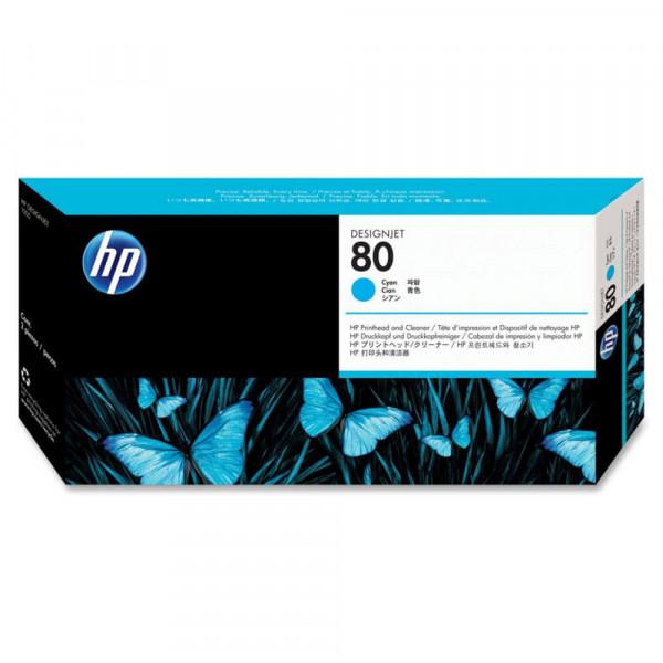 HP Druckkopf C4821A Nr. 80
