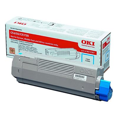 OKI Lasertoner 43872307