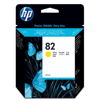 HP Tintenpatrone C4913A Nr. 82