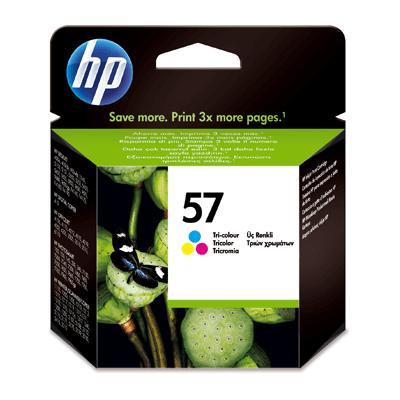 HP Tintenpatrone C6657AE Nr. 57