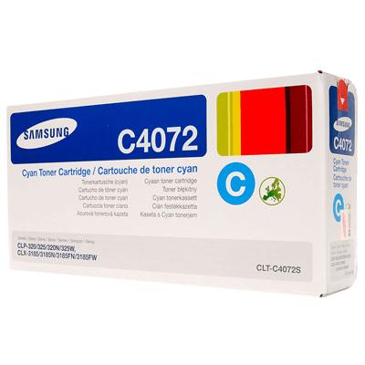 Samsung Lasertoner CLT-C4072S