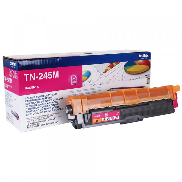 Brother Lasertoner TN-245M