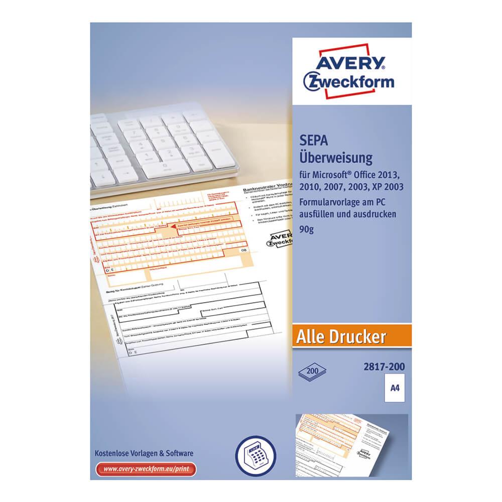 Buchhaltungsformulare
