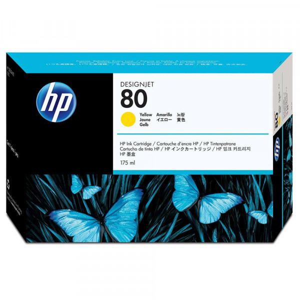 HP Tintenpatrone C4873A Nr. 80