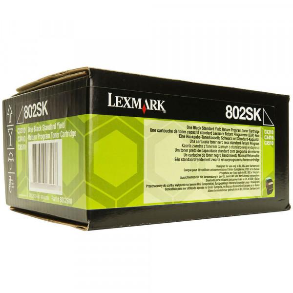Lexmark Lasertoner 80C2SK0