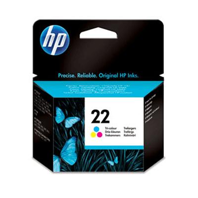 HP Tintenpatrone C9352AE Nr. 22
