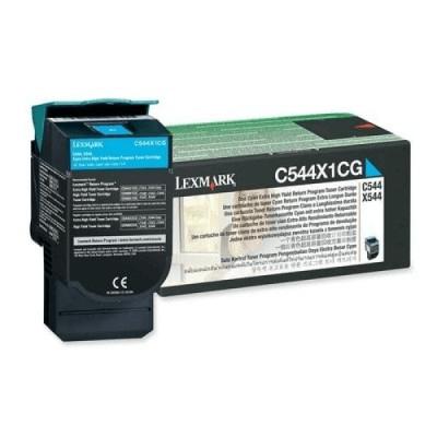 Lexmark Lasertoner C544X1CG