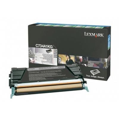 Lexmark Lasertoner OC734A1KG