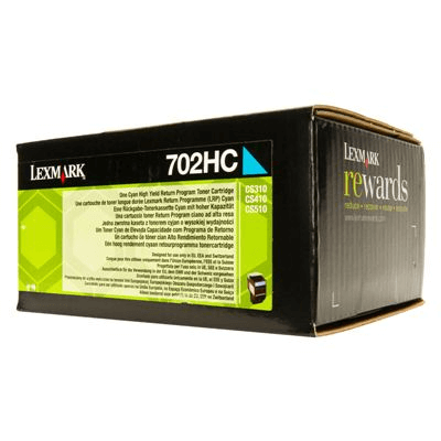 Lexmark Lasertoner 70C2HC0