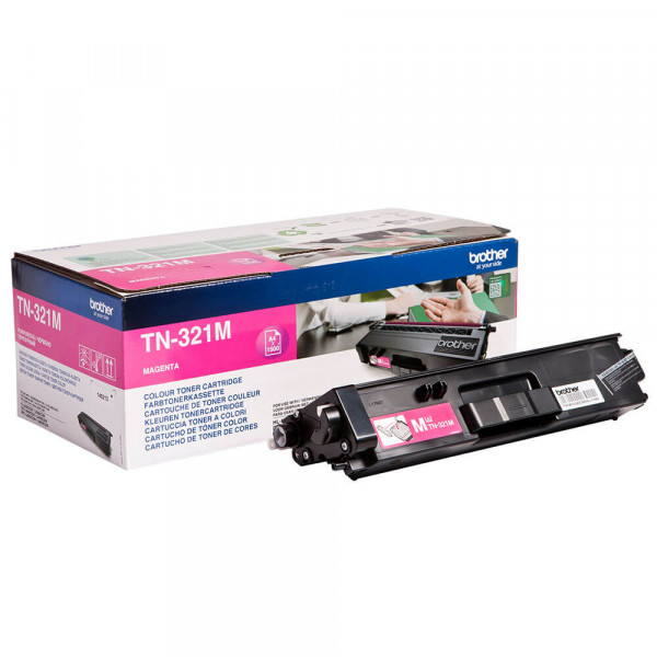 Brother Lasertoner TN-321M