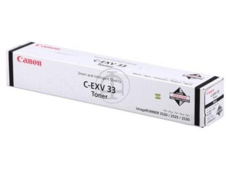 Canon Lasertoner CEXV 33BK