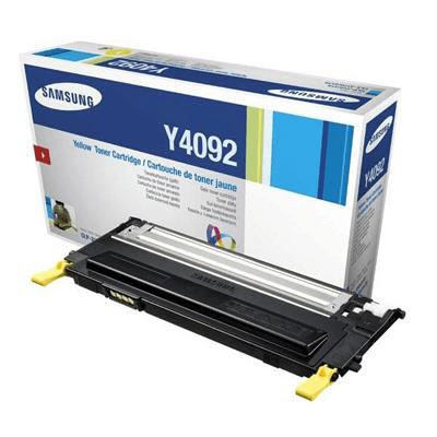 Samsung Lasertoner CLT-Y4092S