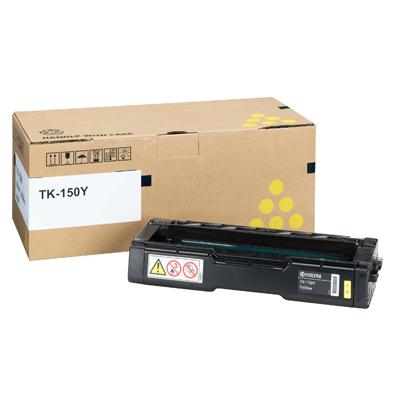 Kyocera Lasertoner TK-150Y