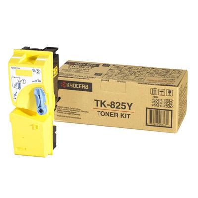 Kyocera Lasertoner TK-825Y