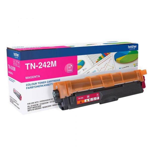 Brother Lasertoner TN-242M