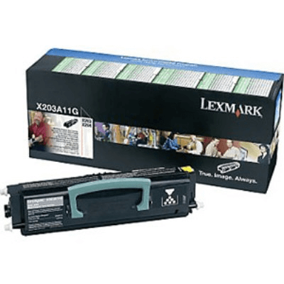 Lexmark Lasertoner OX203A11G