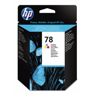 HP Tintenpatrone C6578D Nr. 78