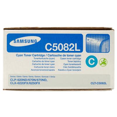 Samsung Lasertoner CLT-C5082L