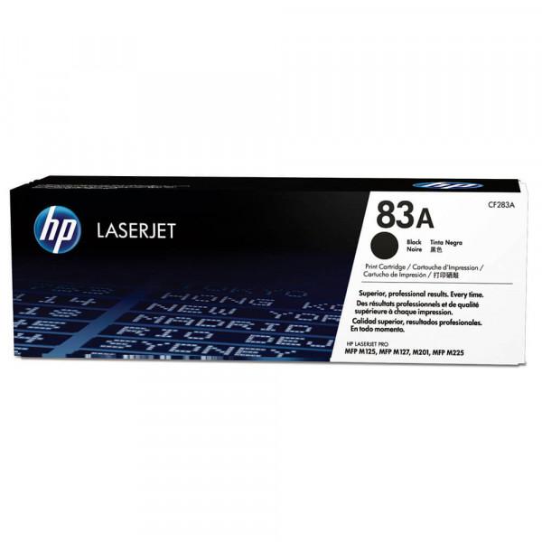 HP Lasertoner CF283A Nr. 83A