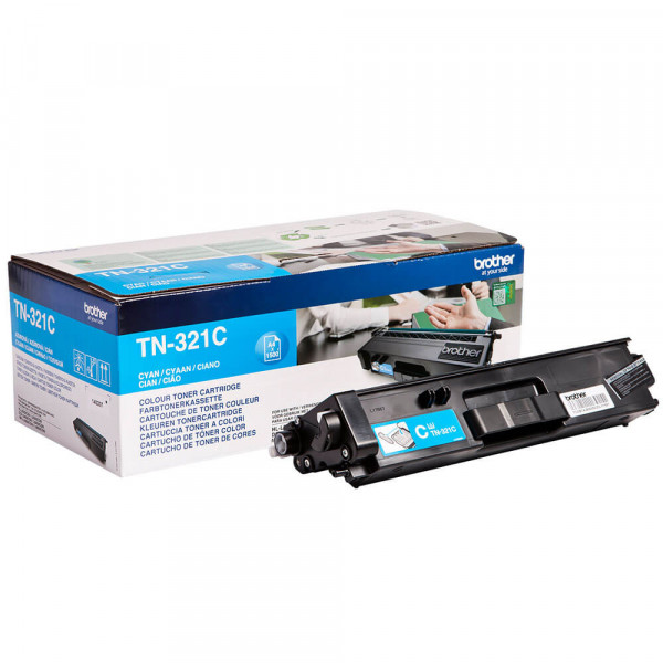Brother Lasertoner TN-321C