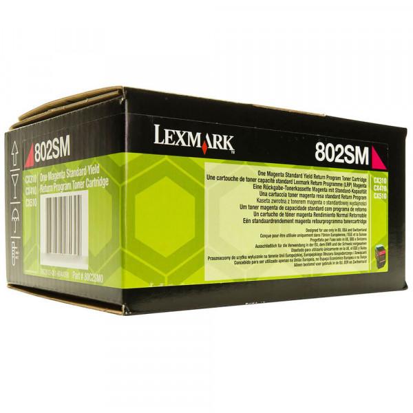Lexmark Lasertoner 80C2SM0
