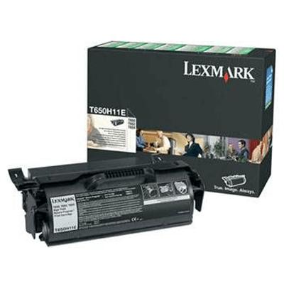 Lexmark Lasertoner T650H11E