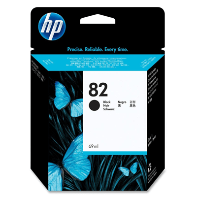 HP Tintenpatrone CH565A Nr. 82