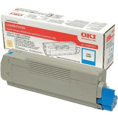 OKI Lasertoner 43381907