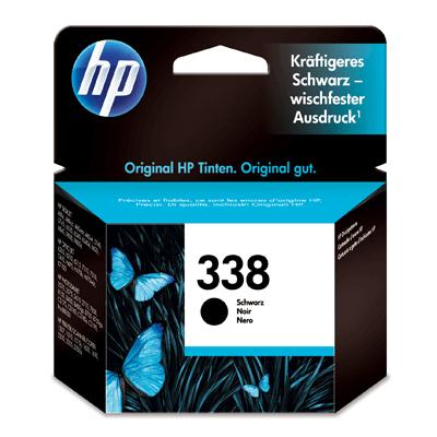 HP Tintenpatrone C8765EE Nr. 338