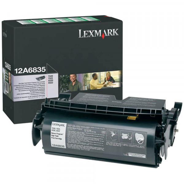 Lexmark Lasertoner 12A6835
