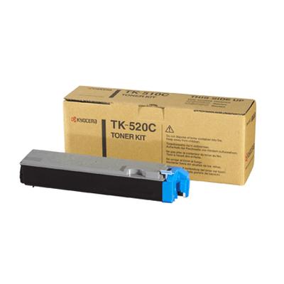 Kyocera Lasertoner TK-520C