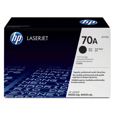 HP Lasertoner Q7570A Nr. 70A